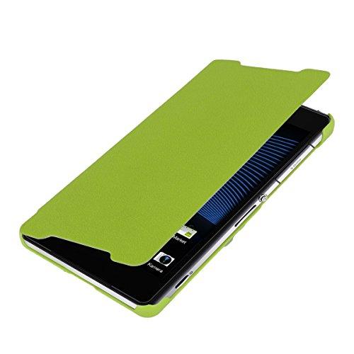 kwmobile Sony Xperia Z2 Hülle - Handyhülle für Sony Xperia Z2 - Handy Case Schutzhülle Klapphülle