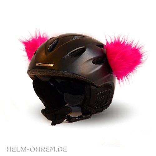 Helm-Ohren für den Skihelm, Snowboardhelm, Kinder-helm, Kinder-Skihelm, Motorradhelm oder...
