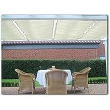 Generic YCDE0525-DE080 Montageset - Sonnensegel Seilspannmarkise Sonnenschutz <7&0324*1>