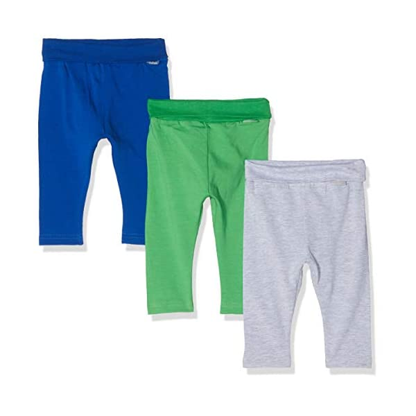 Playshoes Leggings (Pack de 3) para Bebés 1