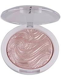 Sixcup 3D Shimmer Highlighter Face Powder Palette Face Base shine Illuminator Compact Makeup Powder
