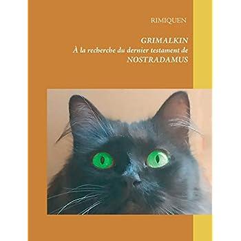 Grimalkin : A la recherche du dernier testament de Nostradamus
