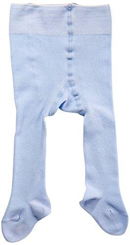 FALKE Babys Strumpfhosen / Leggings Family - 1 Paar, Gr. 50-56, blau, blickdicht, Baumwolle Komfortbündchen, hautfreundlich, Mädchen Jungen