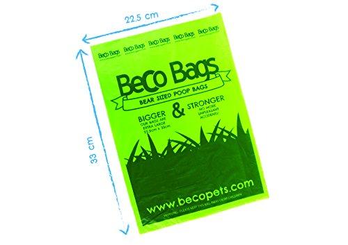 BecoThings BBG-60 Beco Kotbeutel (4 X 15) - 2
