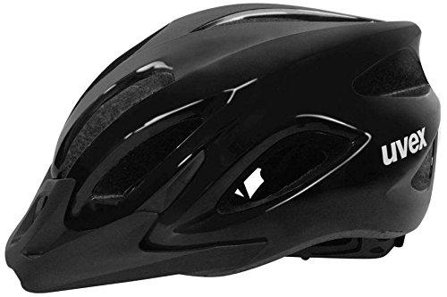 Uvex Fahrradhelm Viva 2, Black Mat, 56-62, 4101040417