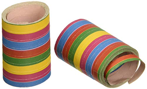 Party Pack 32 rollos serpentinas, multicolor 68554