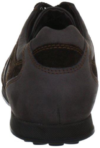 Mephisto CYRIAC EMPEREUR 6552/VELSPORT 3651 DARK GREY P5104550 Herren Sneaker Grau (DARK GREY EMPEREUR 6552/VELSPORT 3651)
