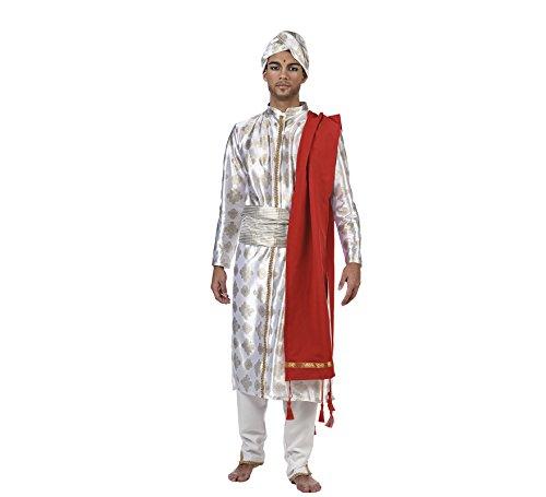 Limit Herren Kostüm Hindu Bollywood, Für Sport, Gr. L (ma657) (Sport Kostüm Für Herren)