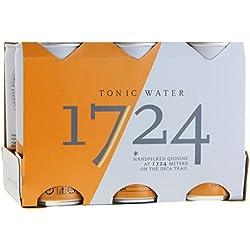 1724 Tonic Water 6er Set (6x200ml) 1724 Tonic Water