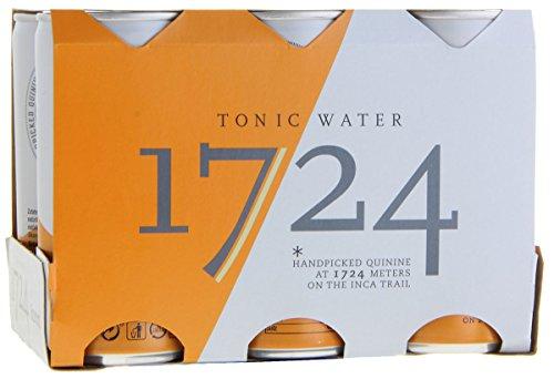 1724 Tonic Water 6er Set (6x200ml)
