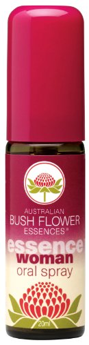 Australian Bush Flowers Woman Oral Spray 20ml by Australian Bush Flowers