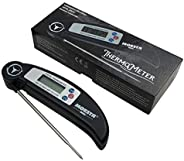 Moesta-BBQ 10312 Thermometer No.1 – Einstichthermometer ideal als digitales Grill-Thermometer, Bratenthermometer, Steakthermo