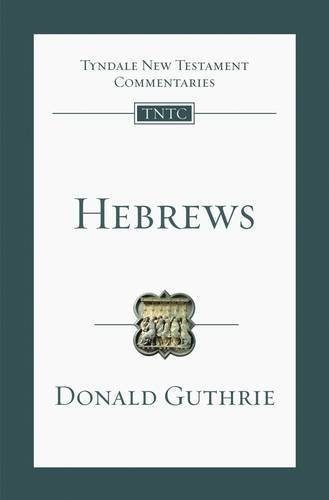 Hebrews Cover Image