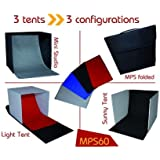 My Pocket Studio MPS60 Studio et Lighting Kit 60x60x60cm