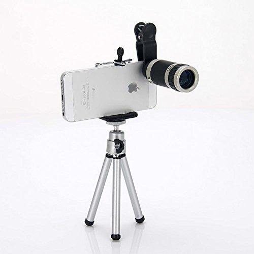 SHIQUNC Fernglas Teleskop 8 * 18 HD Multiples Im Panorama-Aufnahme einfache Bedienung Verbinden Sie...