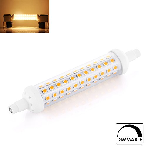 r7s-118mm-bombilla-ascher-118mm-r7s-bombilla-regulable10w-1000lm-ac-220-240v-2835x-88-leds-smdblanco