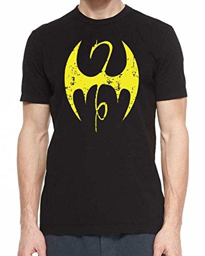 Iron Fist T-Shirt - Mens Marvel Themed Super Hero Tee Shirt