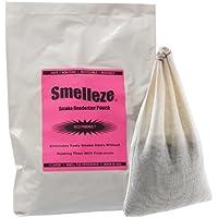 SMELLEZE riutilizzabile fumo odore rimozione deodorazione: Get odori senza fragranze in 200 sq. FT.