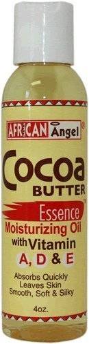 Cocoa Butter Essence Moisturizing Oil by African Angel