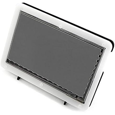 Caja bicolor caso para 7inch HDMI LCD (C)/7inch HDMI LCD (B)