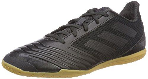 adidas Herren Predator Tango 18.4 Sala Fußballschuhe, Schwarz (Core Black/Core Black/Utility Black F16), 46 EU