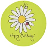 Cake Company Zuckeraufleger Geburtstagsblume 10 cm 1er Pack (1 x 136 g)