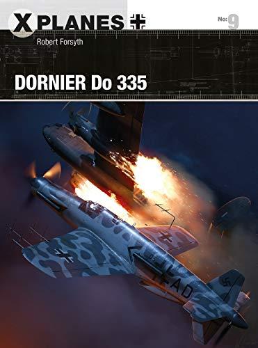 Dornier Do 335 (X-Planes) por Robert Forsyth