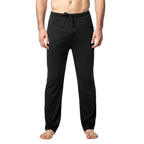 Lapasa Pantalon Bas de Pyjama Homme Vêtements de Nuit Doux Léger et Aéré M23 Lapasa