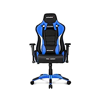 AKRacing Prox – AK-PROX-RD – Silla Gaming, Color Negro/Rojo