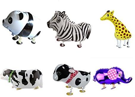 TOYMYTOY Ballons D'Animal Marche Ballons De 6pcs Mariage D'anniversaire Party 6pcs De 2aae59