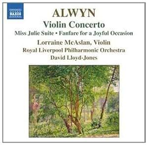 Violinkonzert/Miss Julie/Fanfa
