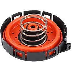 KIMISS Car Engine Exhaust Cap Positive Crankcase Ventilation PCV Valve for 14506018001