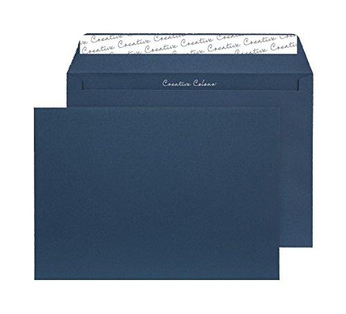 Creative Colour C4229x 324120g/m² haftklebend und Dichtung-Oxford Blau (10Stück) -