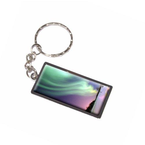 aurora-borealis-alaska-sky-keychain-key-chain-ring