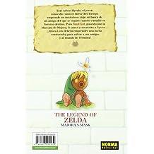 The Legend of Zelda 03. Majora´s Mask (CÓMIC MANGA)
