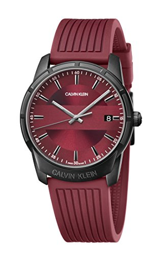 Calvin Klein Evidence K8R114UP Reloj de Pulsera para Hombres