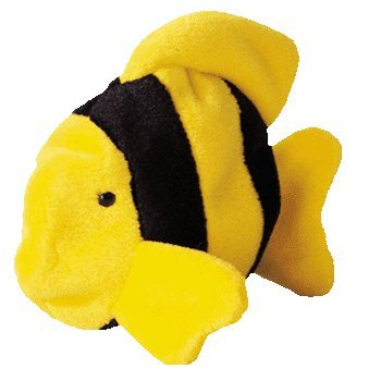 Bubbles the Fish - Ty Beanie Baby [Toy] [Toy] (Fish Beanie Baby)