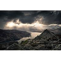 Ben A'an & Loch Katrine Trossachs Scotland - Scottish Fine Art Photo Print on 100% Cotton Rag Paper by Neil Barr of NB Photography