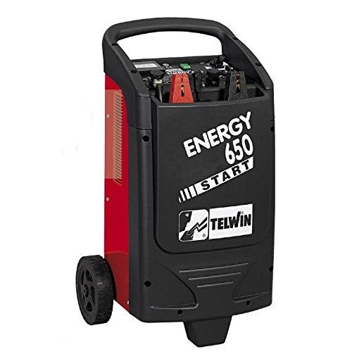 Chargeur Démarreur 12/24V 1000A 3ph Energy 650 Start véhicule forte puissance