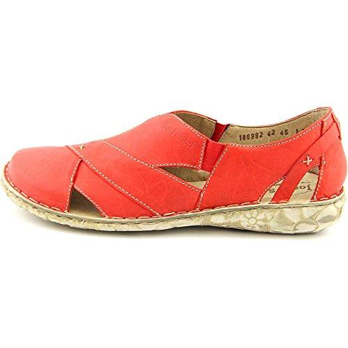 Josef Seibel Inka 11 Femmes Cuir Sandales red