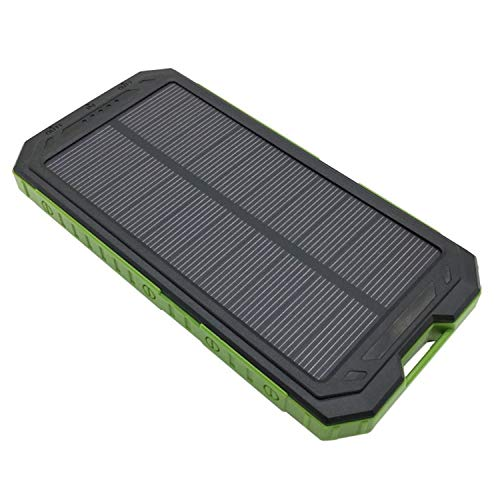 Preisvergleich Produktbild guoxuEE XHT-910 Tragbare 20000mAh Solar-Mobiltelefon-Energiebank mit Kompass