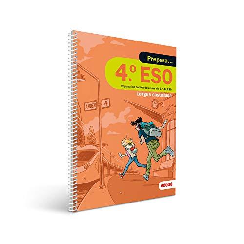 PREPARA LENGUA CASTELLANA 4 ESO: Repasa los contenidos clave de 3.º de ESO de Lengua castellana
