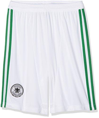 adidas Jungen Shorts Away 2012, weiß/grün, 164, X21832