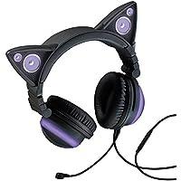 Axent Wear - Cat Ear Headphones con speakers -