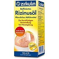 zirkulin Raffiniertes Rizinusöl,100ml preisvergleich bei billige-tabletten.eu