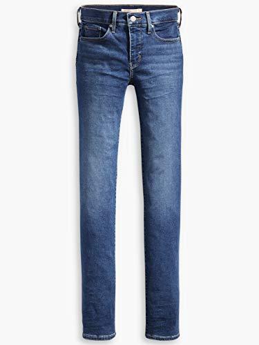 Levi's Damen 314 Shaping Straight Jeans, Blau (Paris Nights 0082), 30W/30L