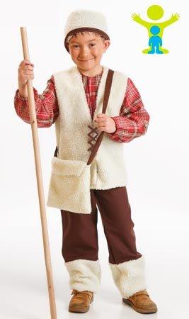 Asturischer-Hirte-Kostüm für Baby B-(1/3 Jahre)