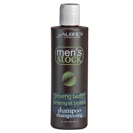 Aubrey Organics Men´s Stock Ginseng-Biotin Shampoo