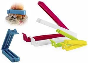 Andrew James – Lot De 30 Pinces/Clips Pour Sacs Plastiques