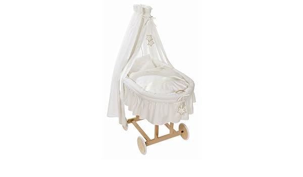 Easy baby himmelset für stubenwagen creamstar 485 34: amazon.de: baby
